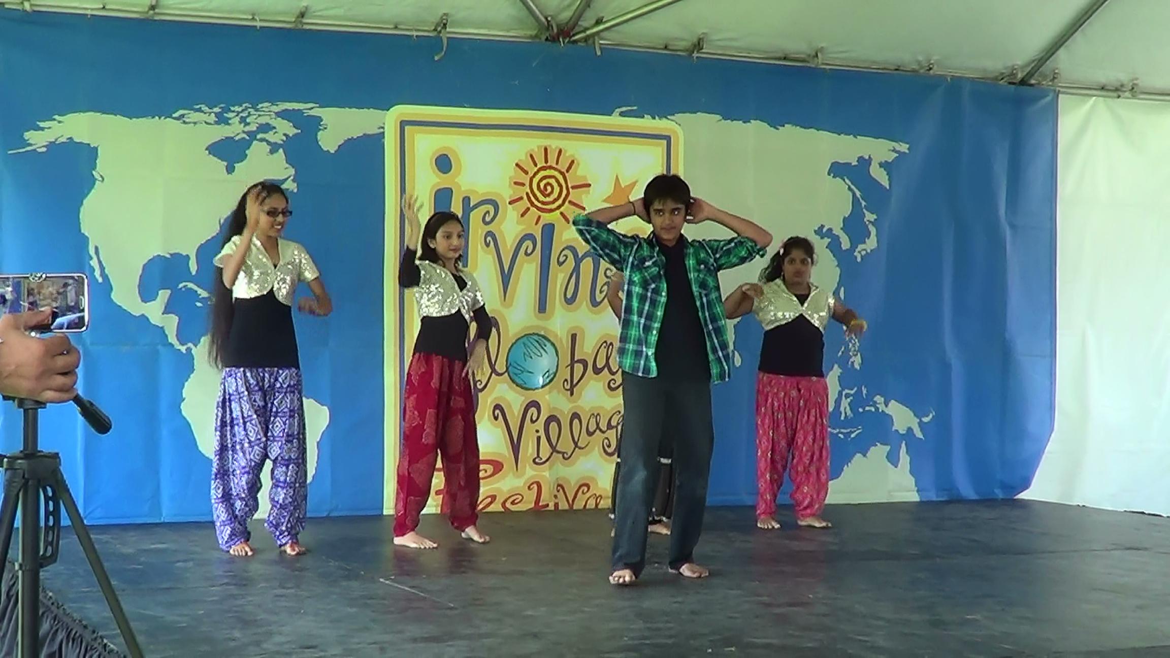 Irvine Global Village Festival 2014