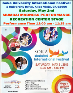 Soka International Festival 2015