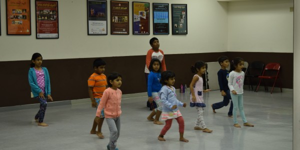 Mumbai Madness Kids Bollywood Dance