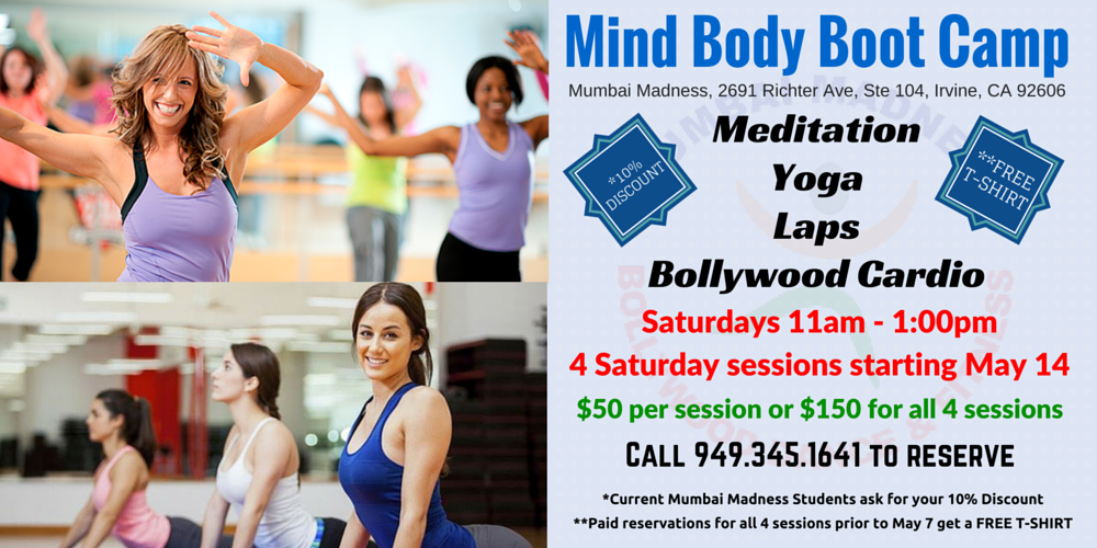 Mind Body Boot Camp