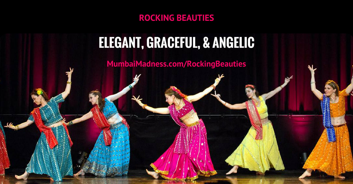 Mumbai Madness Rocking Beauties | Bollywood Dance Class | Irvine