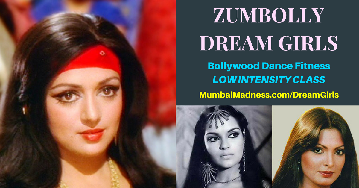 Mumbai Madness ZumBolly Dream Girls