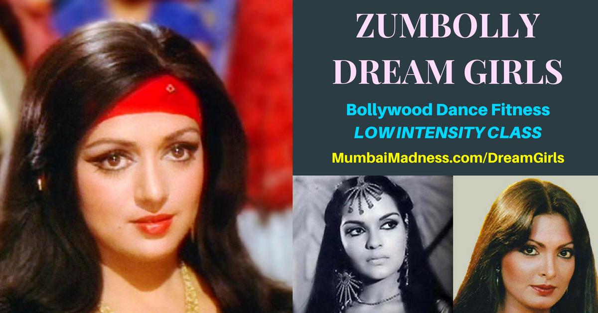 Mumbai Madness ZumBolly Dream Girls