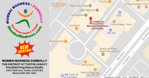 Mumbai Madness ZumBolly at The District