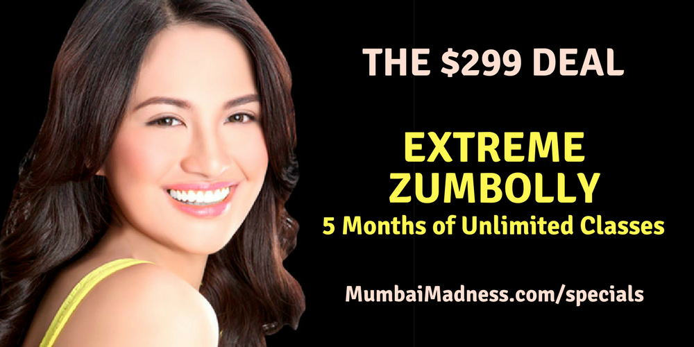 Extreme ZumBolly 5 Months of Unlimited Classes